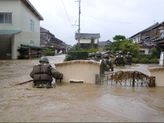 少ない の 県 災害 自然